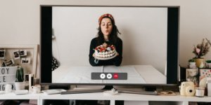 How to cast a Google Meet video call from your computer to a TV screen