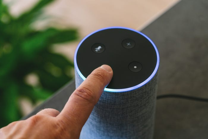 How to play podcasts on your Alexa-enabled smart speaker by connecting a Spotify, Apple, or Amazon account