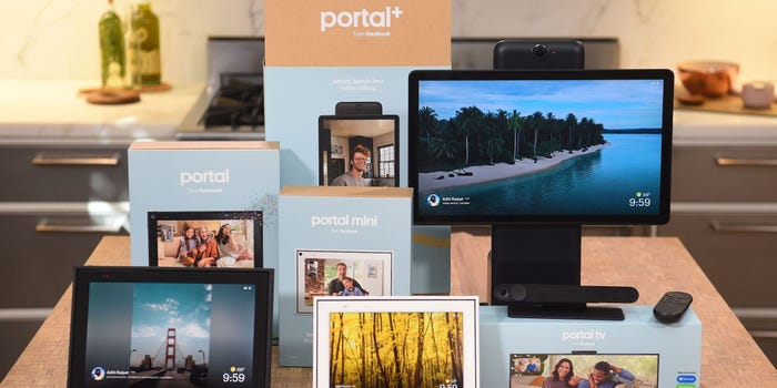 What is Portal from Facebook? A guide to Facebook's Alexa-enabled video-chatting devices and their features