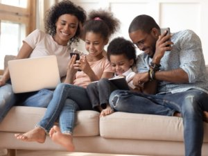 How to use Microsoft Family Safety to manage your family members' app usage, screen time, and more