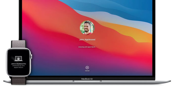 How to unlock your Mac with an Apple Watch