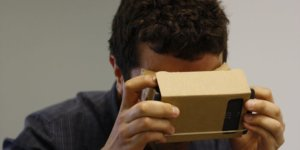 How to use the Google Cardboard virtual reality app with compatible viewers