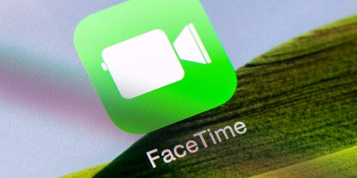 iOS 15 lets you use Portrait Mode in FaceTime to blur your background on a call — here's how to do it