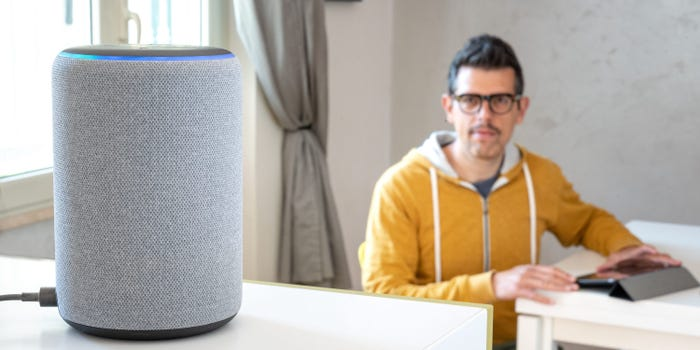 How to connect your Alexa to WiFi, with or without the app